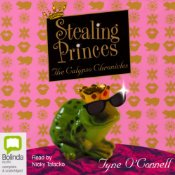 stealing princes audio book