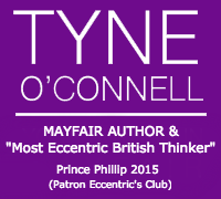tyne o'connell - logo